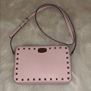 Light Pink Michael Kors Crossbody Bag